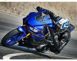 New Yamaha YZF-R25 2019 Face Lift on race