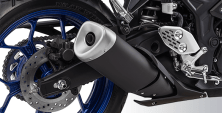 knalpot New Yamaha YZF-R25 2019 Face Lift