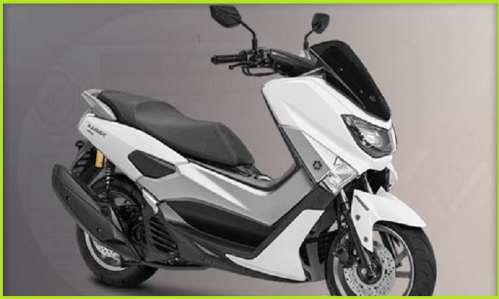 Warna Motor NMAX White