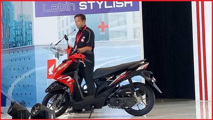 Varian Warna Terbaru All New Honda Beat dan Beat Street 2020