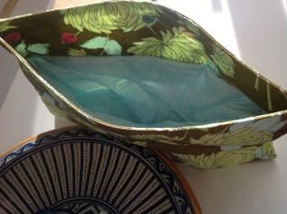 Pleated Clutch Bag|Free Pattern|Bonsai Hewes