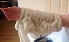 Arm Knitting Tutorial | Bonsai Hewes