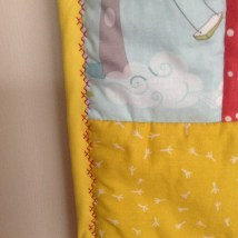 Evie Baby Quilt |Bonsai Hewes