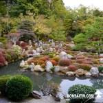 [日本庭園]等持院.京都(2)