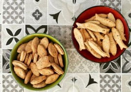 Biscuits salés - Patisserie Bosca Gardanne