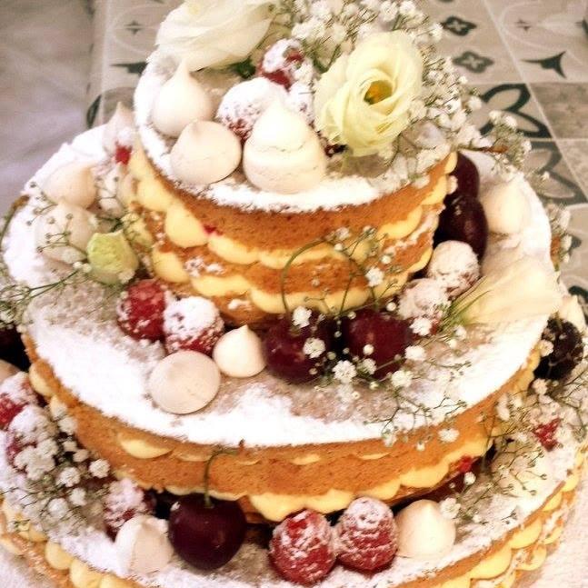 Pâtisserie Bosca - gâteau de mariage