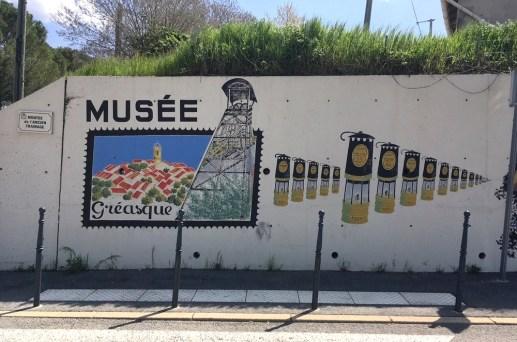 Musee de la mine de Gréasque