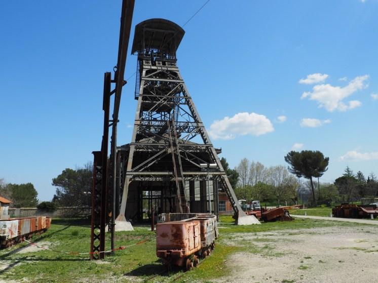 Musée de la mine de Gréasque -