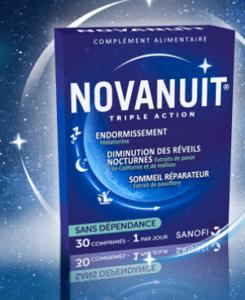 Test Novanuit ( the Insiders )