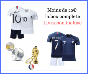 Read more about the article Box cadeau foot
