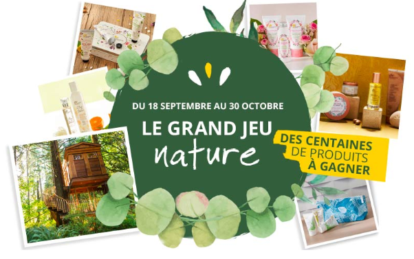 Read more about the article INstant gagnant chez Fleurance Nature