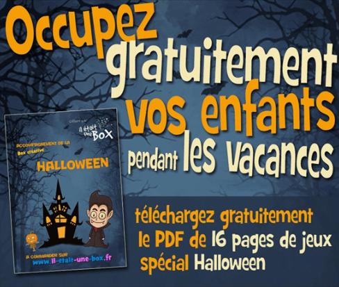 You are currently viewing Livret de jeux Halloween à imprimer