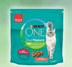 Read more about the article Test PURINA ONE® DualNature™ ( croquons la vie )