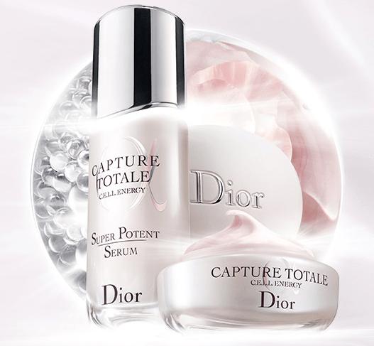Echantillon de soin Capture Totale C.E.L.L ENERGY de Dior