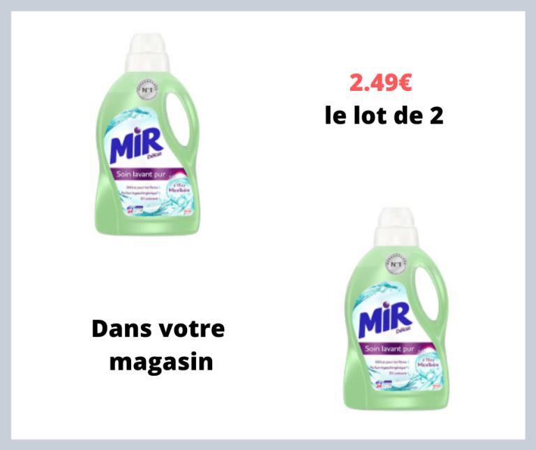 Read more about the article Optimisation sur le Mir soin Délicat