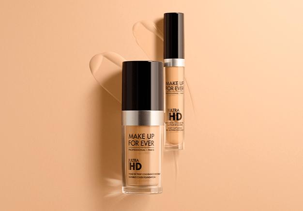 Test fond de teint et anti-cerne Make Up For Ever ( sampleo )