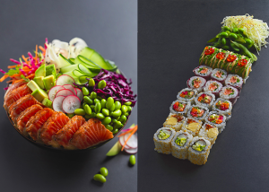 Test  Sushi Shop ( sampleo )