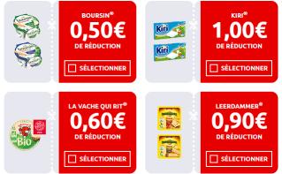 5€ de réduction immédiate sur drive Intermarché avec le code OFFREFEV202