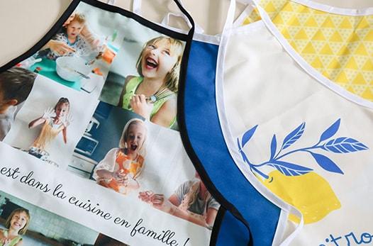 Read more about the article Un tablier personnalisé ( avec photo ) pour moins de 9€ livraison incluse