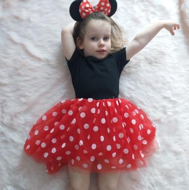 Read more about the article Robe de déguisement Minnie