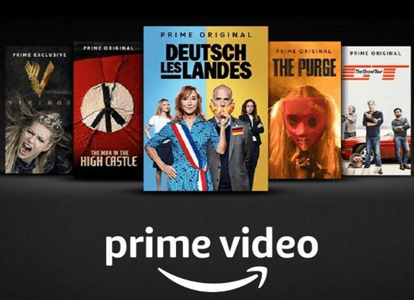 Bon plan gratuit : Prime Vidéo  pendant 30 jours