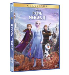Read more about the article DVD la Reine des Neiges 2 en précommande au plus bas prix