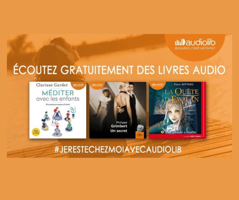 Read more about the article 5 livres audible gratuit