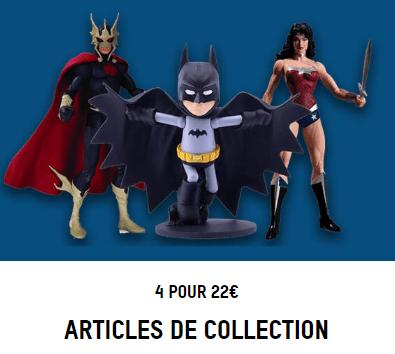 Read more about the article 4 figurines au choix pour 22€