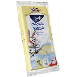 Rappel produit : tablettes de chocolat blanc Ivoria ( Intermarché )