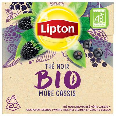 Read more about the article Bon plan  Thé Lipton Bio