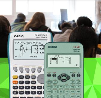 Read more about the article De 3€ à 25€ Remboursés sur les Calculatrices Casio