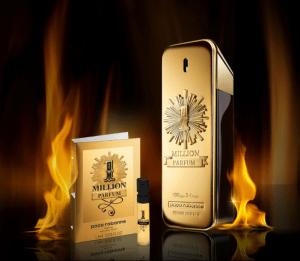 Echantillon gratuit One Million Parfum de Paco  Rabanne