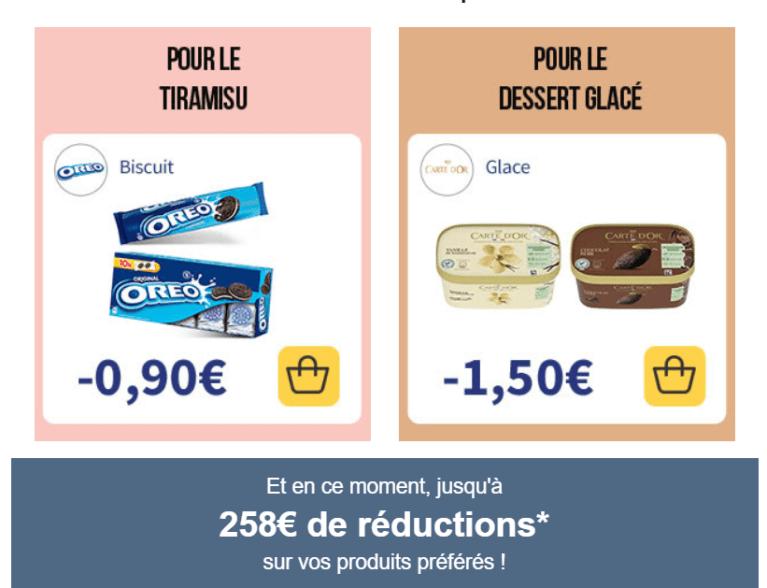 Read more about the article Bons de réduction : 258€ chez MVEC