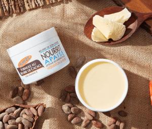 Read more about the article Test le Beurre de soin solide au beurre de cacao Palmer's.