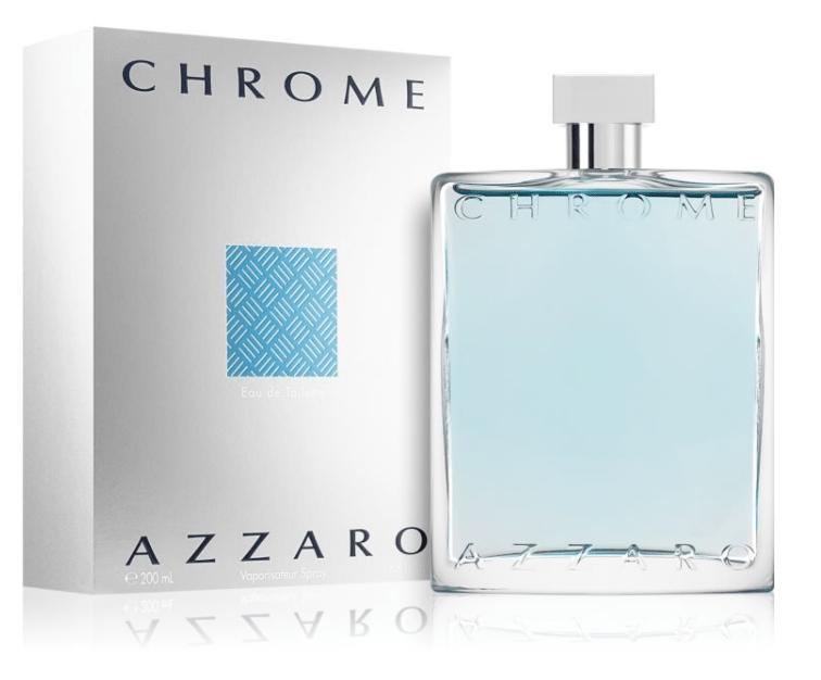 Read more about the article Bon plan parfum : 200ml Azzaro Chrome à 36.45€ au lieu de 74€