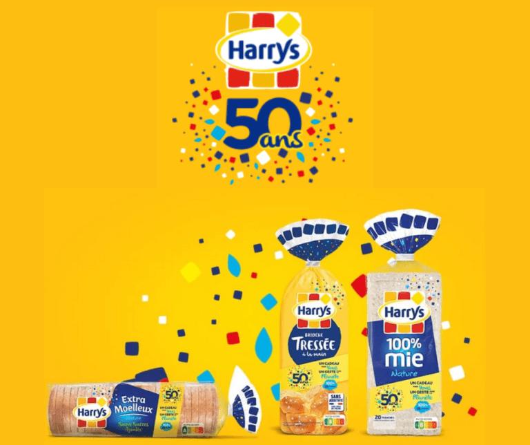 Read more about the article Cadeaux pour les 50 ans d'Harry's