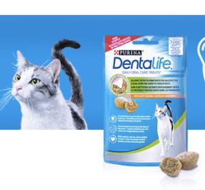 Echantillon les friandises Dentalife® pour chat