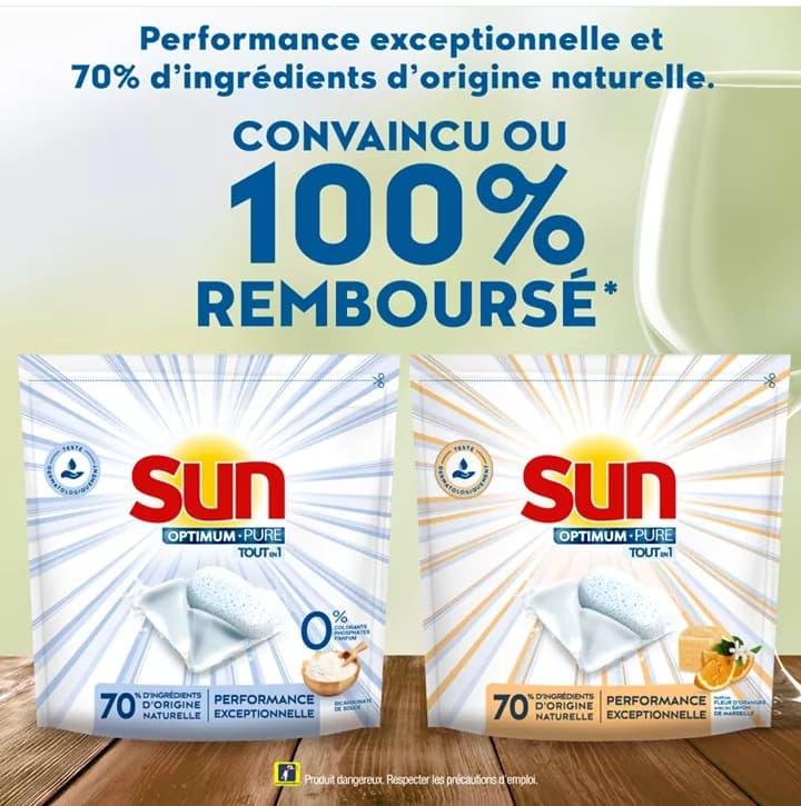 Read more about the article Sun capsules : offre convaincu ou remboursé jusqu'au 30/12/2020