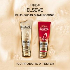 Test la nouvelle gamme Plus qu'un Shampooing d'Elseve L'Oréal Paris
