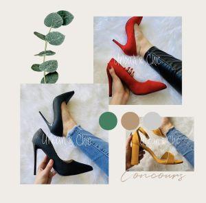 Concours du 19 janvier 2021 : une paires de chaussures chic