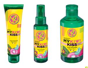 Test des nouveaux produits de la gamme My Kiwi Kiss de chez Yves Rocher