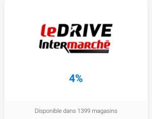 Astuce drive Intermarché : se faire rembourser une partie