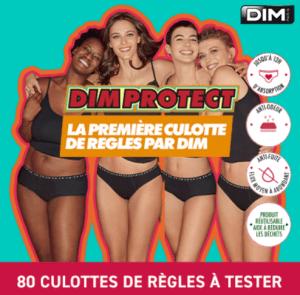 Read more about the article Test la culotte de règles lavable en coton noir Dim Protect !