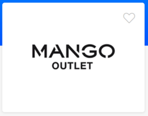 Code promo chez Mango Outlet