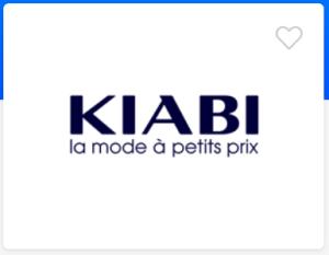 Code promo Kiabi
