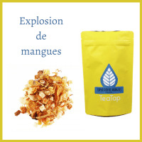 Découvrez l'explosion de mangues de chez TeaTap
