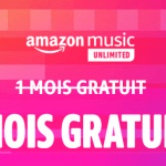 Amazon Music gratuit pendant 3 mois sans engagement