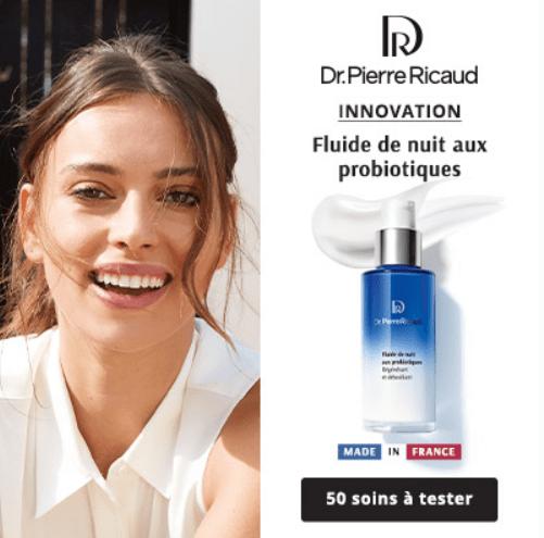 You are currently viewing Test gratuit : fluide de nuit Dr Pierre Ricaud