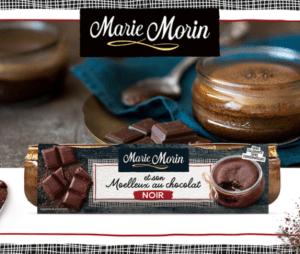 Test gratuit : moelleux au chocolat Marie Morin