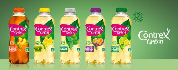 de la nouvelle gamme CONTREX® Green